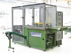 Ammunition primer automatic packing machine